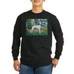 Bridge & Whippet Long Sleeve Dark T-Shirt