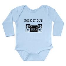 Rock It Out Body Suit
