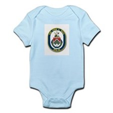 Unique Uss mississippi Infant Bodysuit
