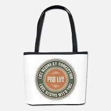 Pro Life Bucket Bag