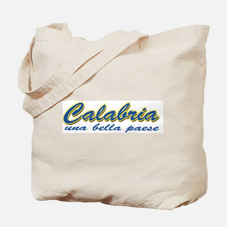 Calabria Tote Bag