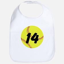 Custom Softball Bib