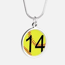 Custom Softball Necklaces