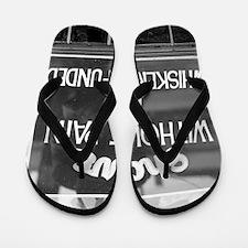 Cute 1940s Flip Flops