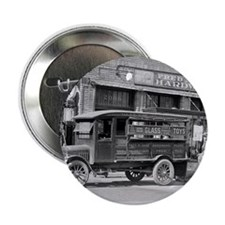 """Hardware Store Delivery Truck, 1924 2.25"""" Button"""