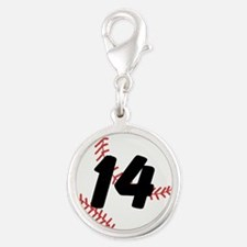 Custom Baseball Charms