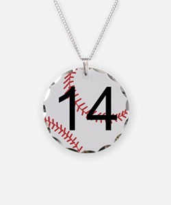 Custom Baseball Necklace