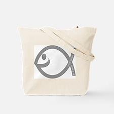 James 2:19 Tote Bag