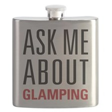 Glamping - Ask Me About - Flask