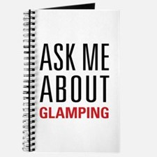 Glamping - Ask Me About - Journal