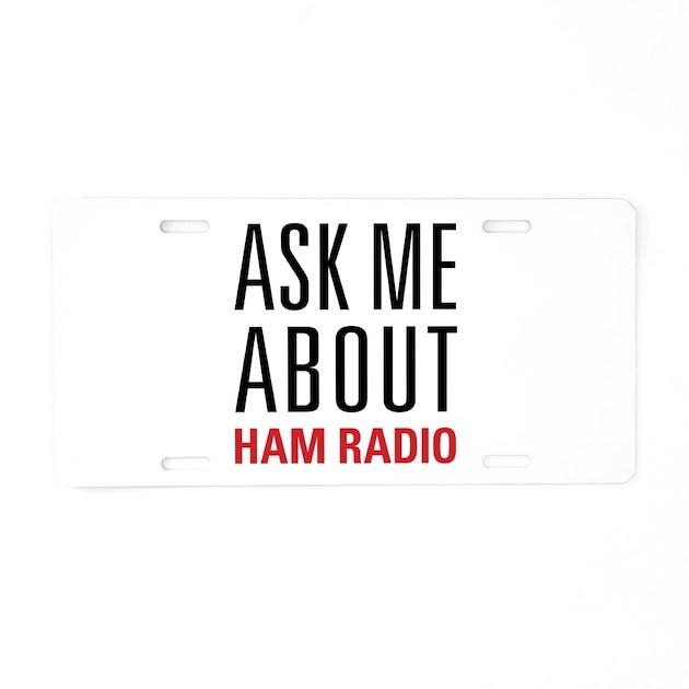 how to get ham radio license uk