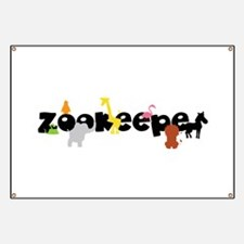 Zoo keeper Banner