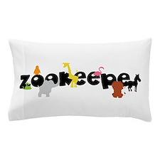 Zoo keeper Pillow Case