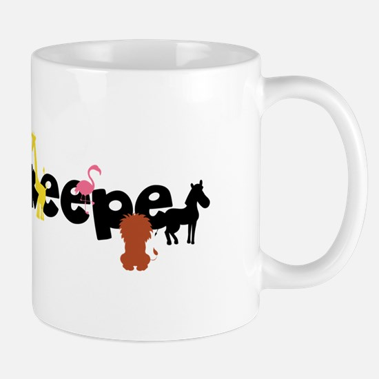 Zoo keeper Mugs