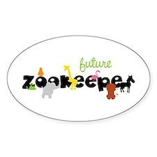 Future zoo keeper Decal