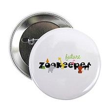 "Future zoo keeper 2.25"" Button"
