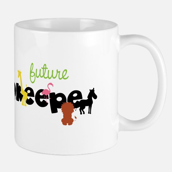 Future zoo keeper Mugs