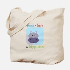 Hipponess Tote Bag