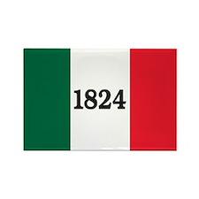 Tha Alamo Rectangle Magnet (100 pack)