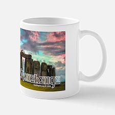 Stonehenge Goddess Mugs
