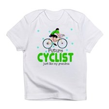 Cute Bike race Infant T-Shirt