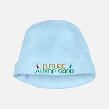 Future Alpine Skier baby hat