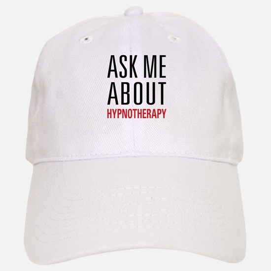 Hypnotherapy - Ask Me About - Cap