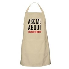 Hypnotherapy - Ask Me About - Apron