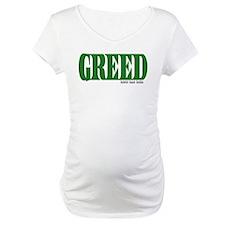 Greed Logo Shirt