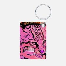 Unique Jennifer Aluminum Photo Keychain
