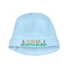 Future Bodybuilder baby hat
