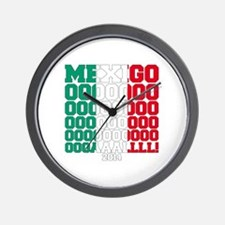 MexiGOAL   Wall Clock
