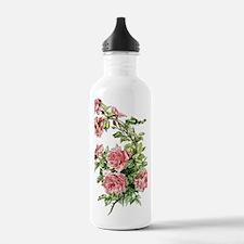 Pretty Pink Vintage Ro Water Bottle