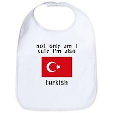 Cute And Turkish Bib