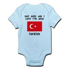 Cute And Turkish Body Suit