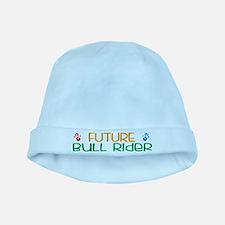 Future Bull rider baby hat