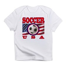 Cute Usa womens soccer Infant T-Shirt
