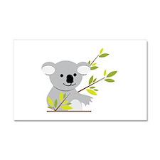 Koala Bear Car Magnet 20 x 12