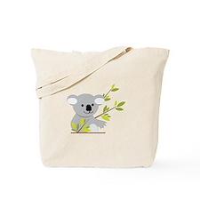 Koala Bear Tote Bag
