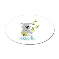 Koalafied Wall Decal