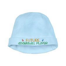 Future Dodgeball player baby hat