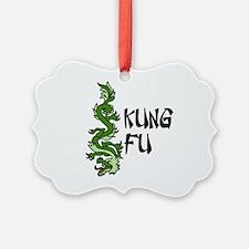Kung Fu Ornament