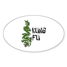 Kung Fu Decal