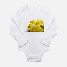 Daffodils Style Body Suit