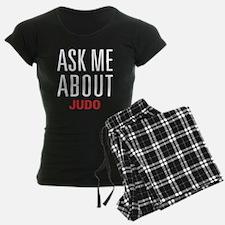 Judo - Ask Me About - Pajamas