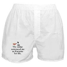 The Judge Boxer Shorts