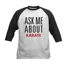 Karate - Ask Me About - Tee