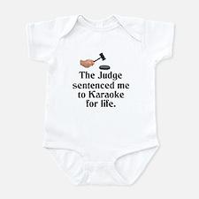 The Judge Infant Bodysuit