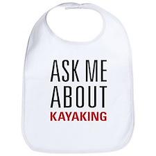 Kayaking - Ask Me About - Bib