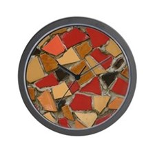 Mosaic Tile - Crafty Wall Clock
